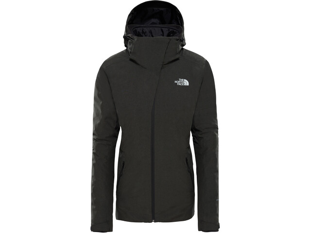 The North Face Inlux Triclimate Jacket Damen tnf black heather/tnf black